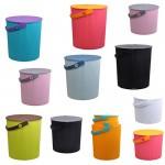 Omniutil Plastspande i mange farver