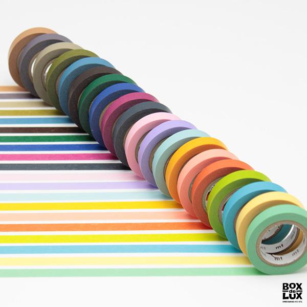 gaveaeske_maskingtape_20_colors_miks_mangefarver