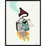 michelle_carlslund_robot-and-bird
