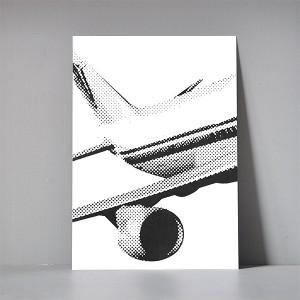 A5-postkort_Taking_off