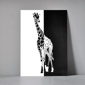 A5-postkort_giraf