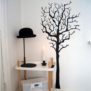 Træ med kobberfugle kr 599,- fra DiMaria.dk