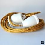 NUD Collection tekstil ledning - Guld