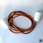 NUD Collection tekstil ledning - Kobber