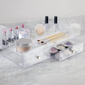 Interdesign cosmetic organizer, stor