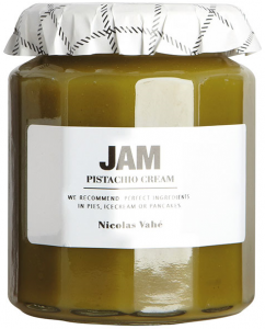 Marmelade med pistacie