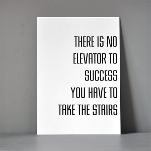 A5-postkort_Elevator_to_success