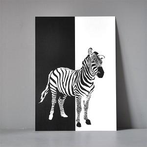 A5-postkort_Zebra