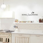 Home Sweet Home wallsticker 199/299 kr