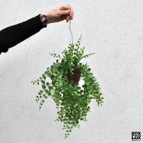 Kunstig hængeplante